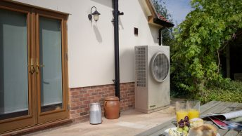 Finn Geotherm to field test Dimplex's state of the art new range of air source heat pumps