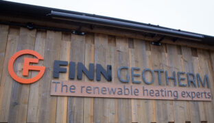 As seen on screen – Finn Geotherm featured in local media for Boiler Upgrade Scheme