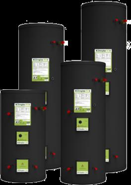Dimplex EC-Eau Smart cylinder