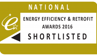 Shortlisted for three top trade awards