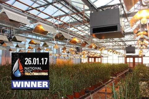 Heating and cooling RAGT Seeds in Cambridgeshire