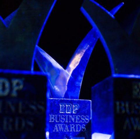 Winner! EDP Business Awards 2016