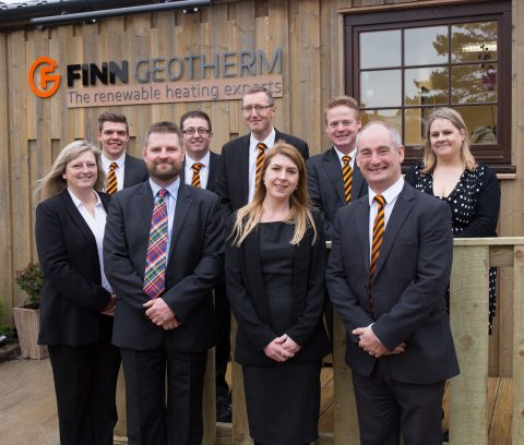 Celebrating 10 years of heating homes and business in East Anglia