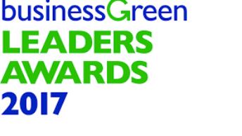 BusinessGreen Leaders Awards Finalist
