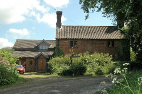 Rural Norfolk home stays warm with renewable heating