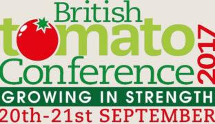 British Tomato Conference: 20 – 21 September 2017