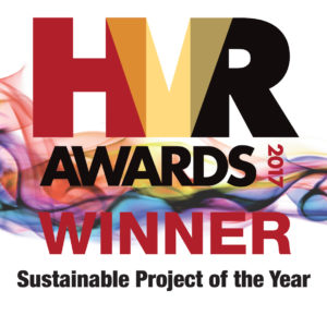 HVR Awards 2017 Winner Sustainable Project of the Year