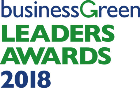 BusinessGreen Leaders Awards Finalist 2018