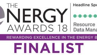 Energy Awards 2018 finalist
