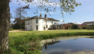 Period property heated perfectly by heat pump