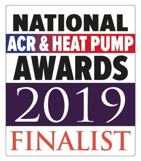 Double shortlist success in heat pump industry 'Oscars'