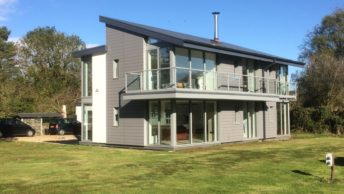 Ground source proves ideal for stunning rural self-build