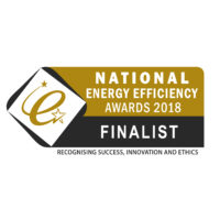 National Energy Efficiency Awards 2018 – RHI Project of the Year – Highly Commended