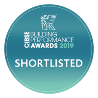CIBSE Building Performance Awards 2019 – Residential Project of the Year – Finalist