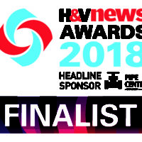 Heating & Ventilation News Awards 2018 – District Heating Project of the Year – Finalist, Renewable Project of the Year – Finalist