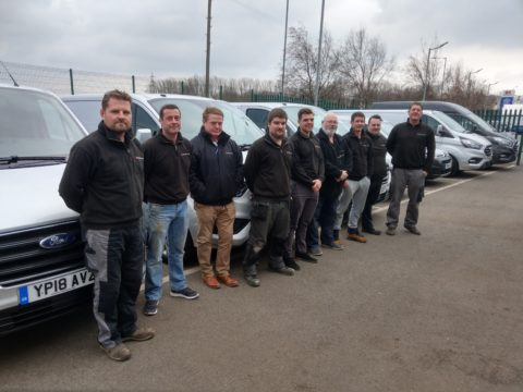 Van-tastic news! Adding to the Finn Geotherm fleet