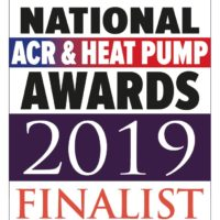 National ACR & Heat Pump Awards 2019 – Heat Pump Installer of the Year – Highly Commended