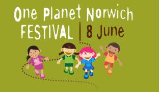 One Planet Norwich Festival: 8 June 2019