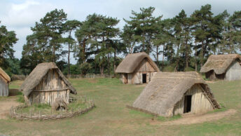 Anglo-Saxon site in Suffolk showcases latest heat pump technology