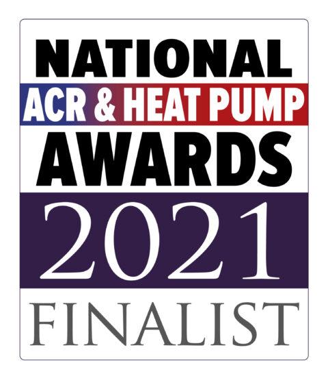 Triple finalist! National ACR & Heat Pump Awards 2021