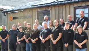 Double national award win for Finn Geotherm