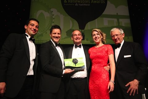 Finn Geotherm Win Energy Efficient Initiative of the Year Award