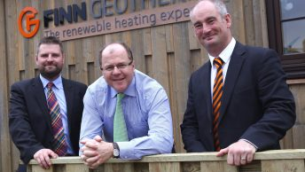 Mid Norfolk MP, George Freeman, opens our new office buildings