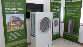 Dimplex to Release New Class Beating Air Source Systems