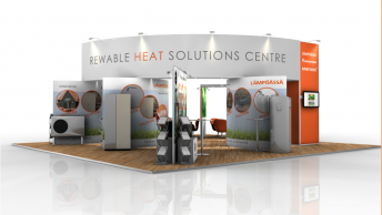 Finn Geotherm Stands Apart at Ecobuild 2013